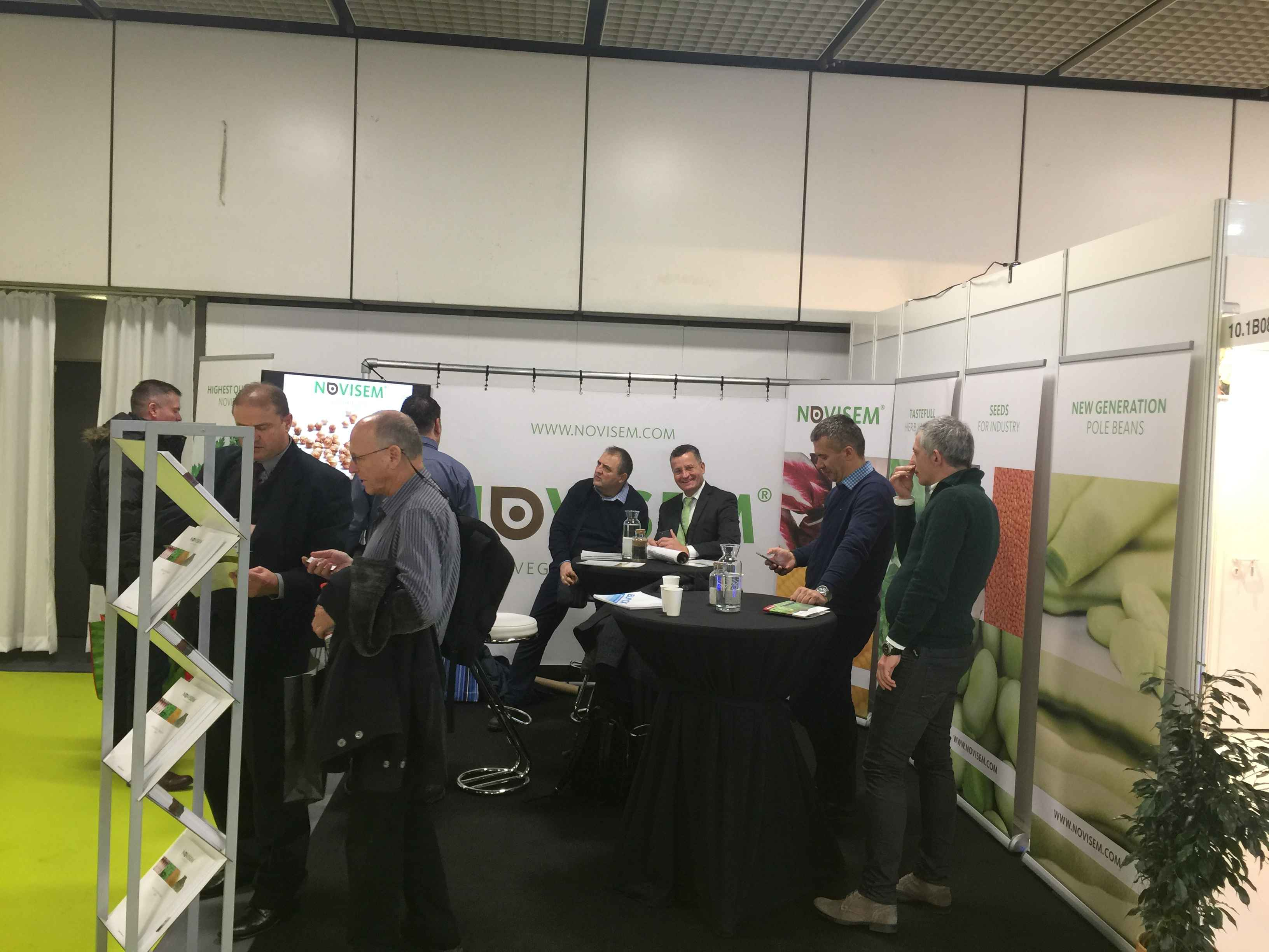 Novisem attended the Fruit Logistica Berlin