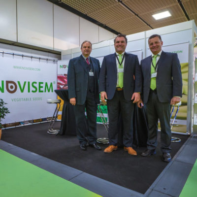 Novisem attended the Fruit Logistica Berlin for the first time
